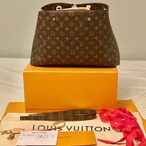 SOLD***SOLD***Louis Vuitton Montaigne GM Monogram